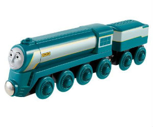 Thomas Wooden Railway Connor Y5492 by Fisher-Price