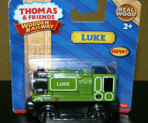 On Sale Luke Wooden Railway Engine Y4087