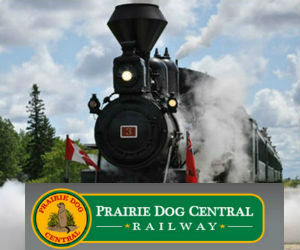 Prairie Dog Central Railway Thomas