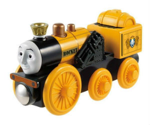 Thomas Wooden Railway Stephen Y4485 by Fisher-Price