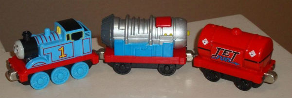 Take Along Thomas and the Jet Engine
