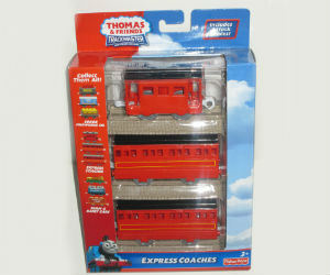 TrackMaster Express Coaches
