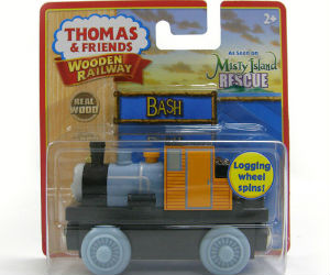 Thomas Wooden Railway - Bash Engine