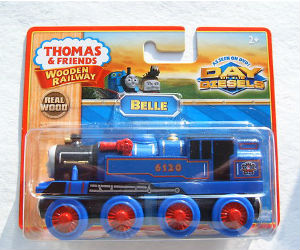 Thomas Wooden Railway - Belle Engine
