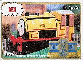Ben engine by Gold Rail Series