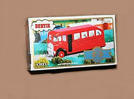 Bertie the Bus by Gold Rail Series