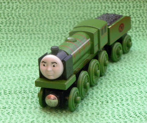 Thomas Wooden Railway - Big City Engine