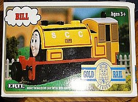 Bill engine Gold Rail Series