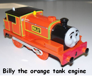 Trackmaster Billy