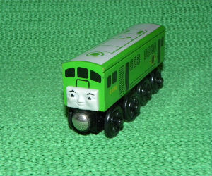 Thomas Wooden Railway - BoCo Engine