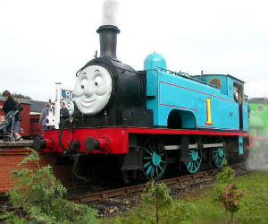 Thomas the Tank Engine at Bo'ness