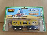 BRIO Diesel 10 original packing