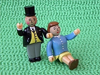 BRIO Sir Topham and Lady Hatt
