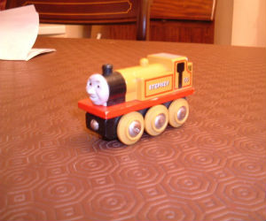 For Sale BRIO Stepney wooden railway