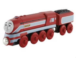 Thomas Wooden Railway Caitlin Y5856 by Fisher-Price