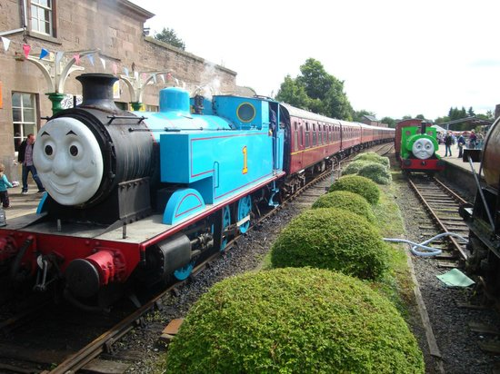 Caledonian Railway Day Out with Thomas