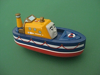 Thomas Wooden Railway – Captain Vehicle