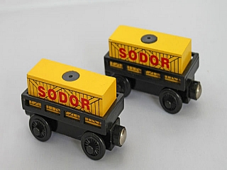 Thomas Wooden Railway – Cargo Car