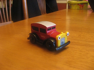 Thomas Wooden Railway – Caroline Vehicle