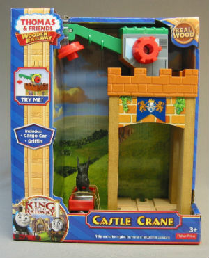 Y4482 Castle Crane from King of the Railway