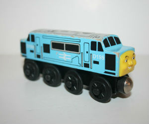Thomas Wooden Railway - D199 Engine