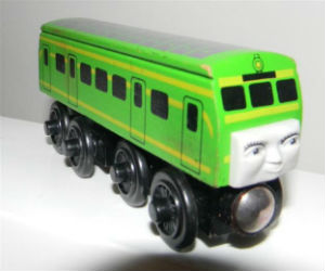 Thomas Wooden Railway - Daisy Engine