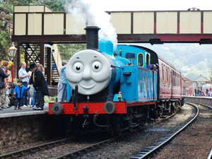 Day Out with Thomas at the Gloucestershire Warwickshire Railway