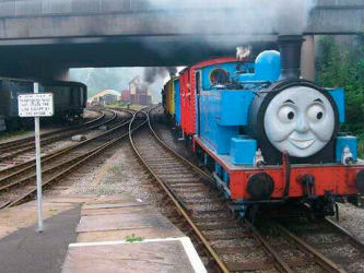 Day Out with Thomas at the The East Lancashire Railway