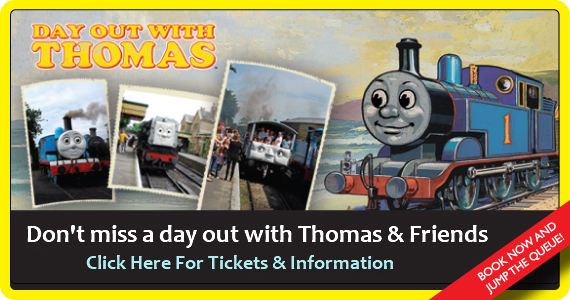 Eastleigh Lakeside Steam Railway Tickets and Schedule Info