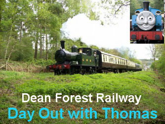 The Friendly Forest Line! Dean Forest Railway