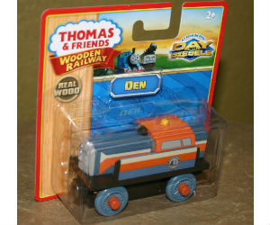 Thomas Wooden Railway - Den Engine
