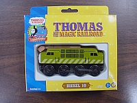 Wooden railway Diesel 10 - 2 of 3