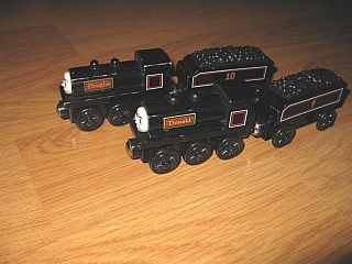 Thomas Wooden Railway - Douglas Engine