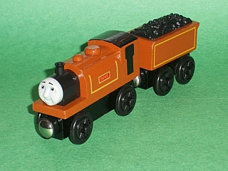 Thomas Wooden Railway - Duke Engine