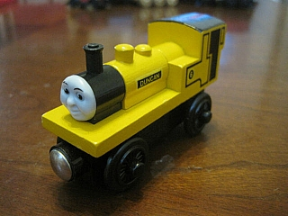 Thomas Wooden Railway - Duncan Engine