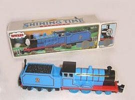 Edward engine Gold Rail Series