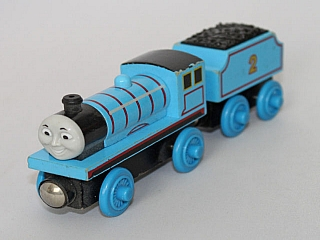 Thomas Wooden Railway - Edward Engine
