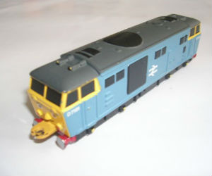 Bear diecast ERTL train called Bear