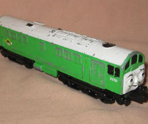 BoCo diecast ERTL train