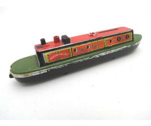 Sodor Canal Boat diecast ERTL train
