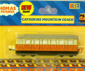 Catherine the mountain coach diecast ERTL train
