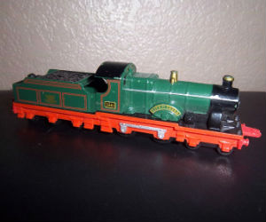 City of Truro diecast ERTL train