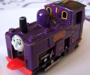 Culdee diecast ERTL train