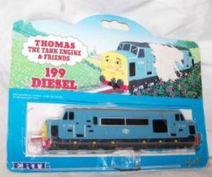 D199 diecast ERTL train