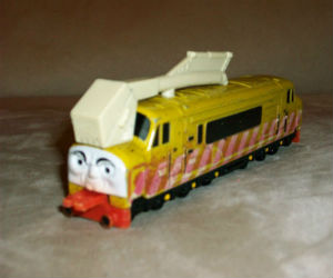Diesel 10 diecast ERTL train