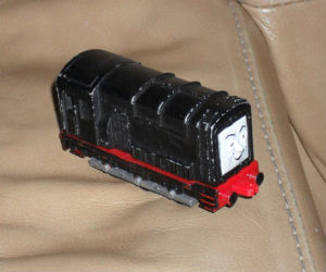 Diesel Engine diecast ERTL train
