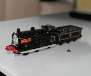 Donald diecast ERTL train