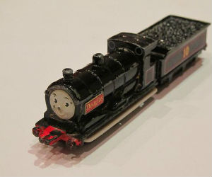 Douglas and Douglas diecast ERTL trains