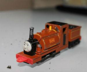 Duke diecast ERTL train