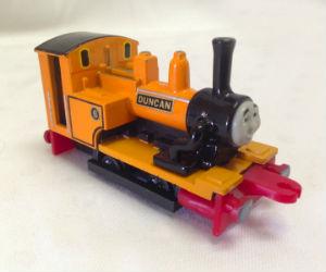 Duncan diecast ERTL train